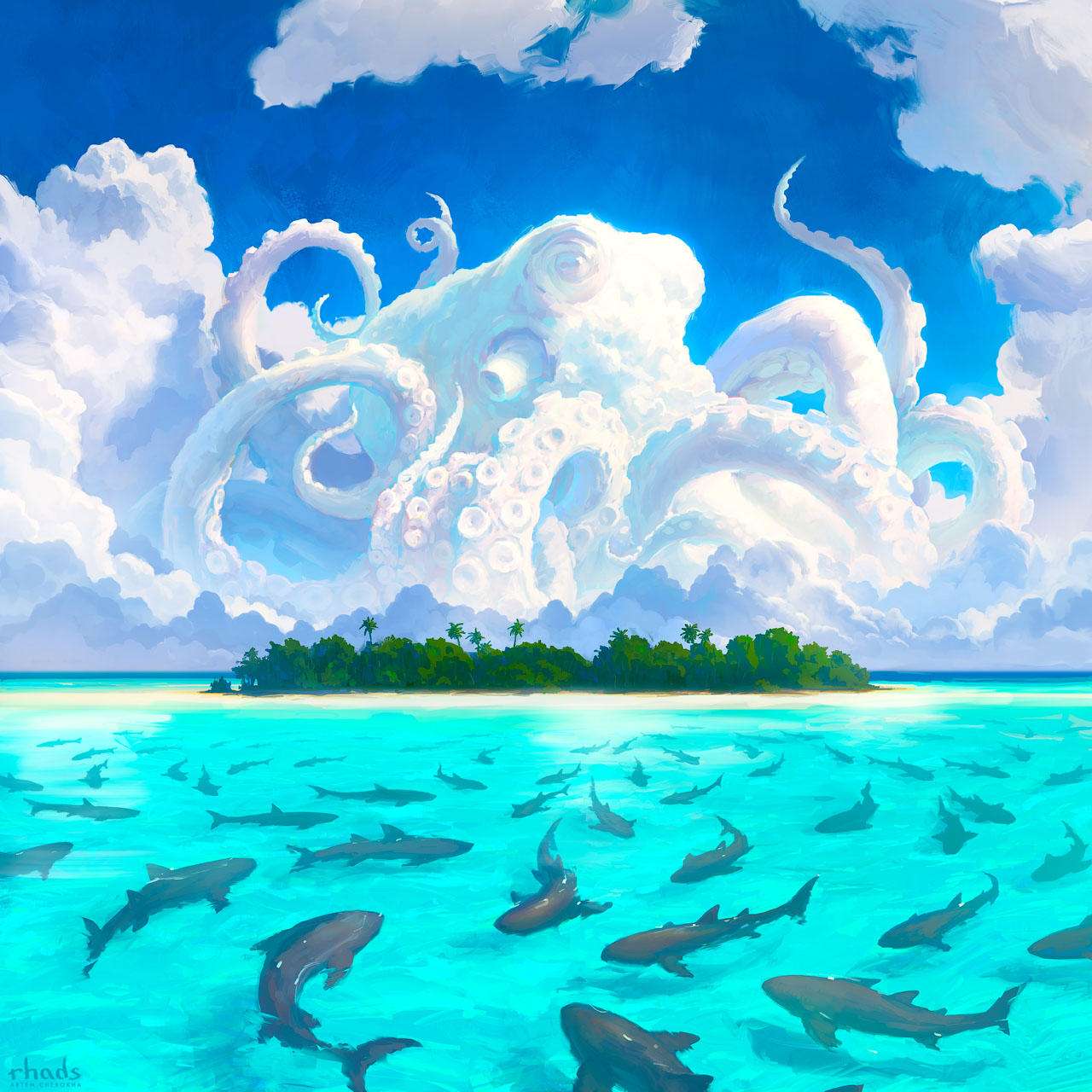 Dangerous Waters by RHADS