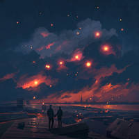 Magic Night by RHADS