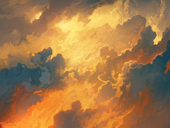 World On Fire And The Disappointment by RHADS