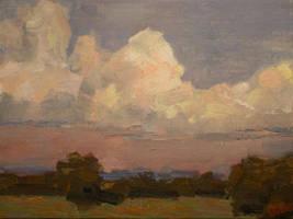 Kentucky Clouds by FineArtCandice