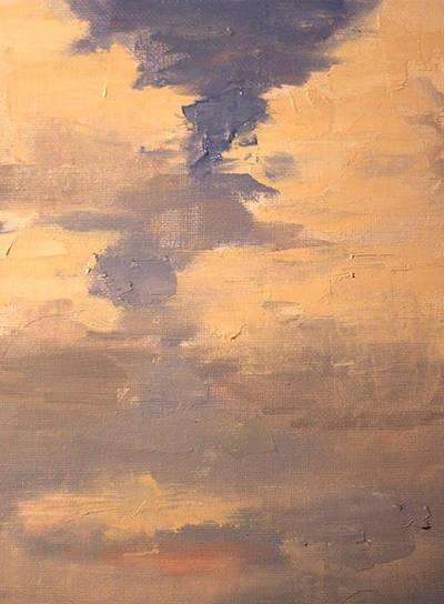 Cloud study #2 by FineArtCandice