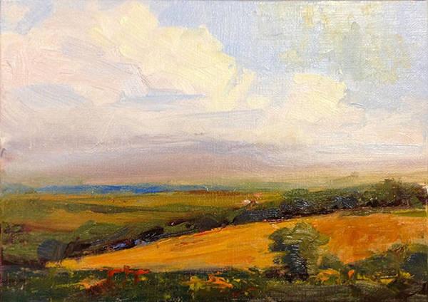 Hillside by FineArtCandice