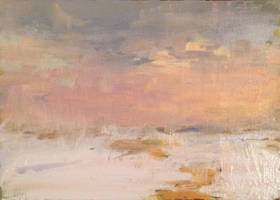 Winter Sunset by FineArtCandice