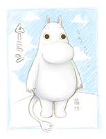Moomin by Boywithmeese