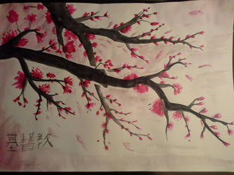 Cherry Blossom by Mr-Singer