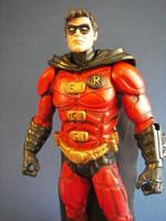 Dark Knight Robin by cusT0M