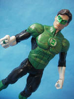 DCNU Hal Jordan Green Lantern by cusT0M