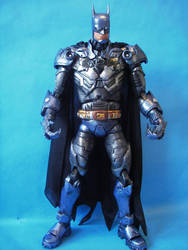 Custom 12 inch Injustice Batman by cusT0M
