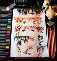 Eyes of Masters by KarinaLoveDubai