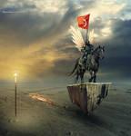 The road to Karbala by StigmaChina