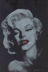 Marilyn Copy by demik109