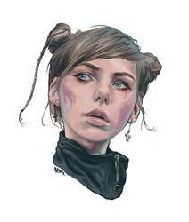 Alina Rin by demik109