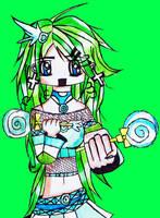 +Lucky Green+ by blueandpurple-rock
