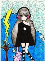 + luna + burnt apple + by blueandpurple-rock