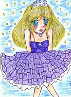 + because every princess... + by blueandpurple-rock