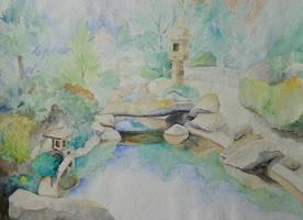 Ellensburg Garden by TwistedGarden