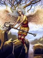 Dreams of a Battle Angel by Caleb-Brown