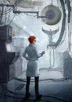 Dexter's Lab by Caleb-Brown