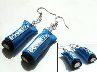 Bounty earrings by cirelin