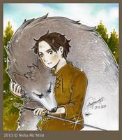 Arya of house Stark by BrunoMcMint