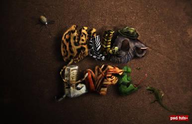 Wild Life by Zerj19