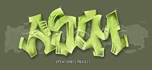 ASOM logo by lordmx