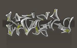 xeek bday logo by lordmx