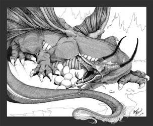 Dragon Mama by China-Hartz