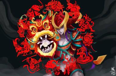 Zodiac - The Art of Revelry Contest by buraisuko