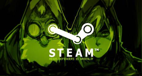Aegis Defenders - Steam Greenlit by buraisuko