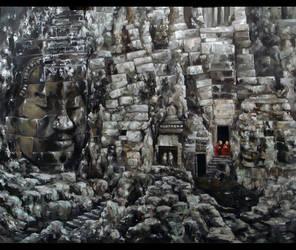 Of Stone by buraisuko