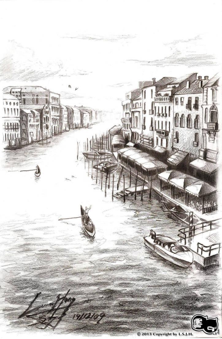 Il Venezia by saguahollic