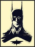 Gotham's Guardian by ncillustration