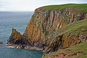Mull of Galloway by BlonderMoment