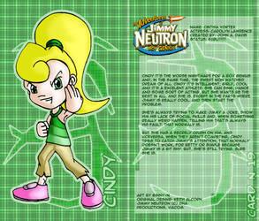Card 19 - Cindy by Ginny-N