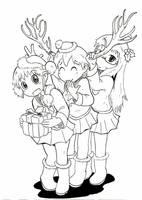 Nichijou - My Everyday Christmas by markl11