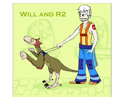 Will and R2 by rach-the-whit