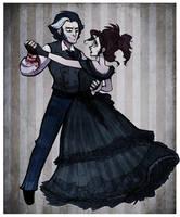 Mrs. Lovett's last dance by hanime87