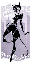 Catwoman by hanime87