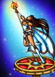 Rising of Solarion Colored Version by JoJiaMystie