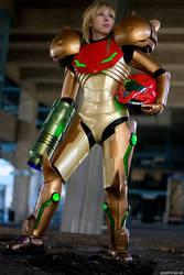 Metroid Varia Suit 2 by pixel-ninja