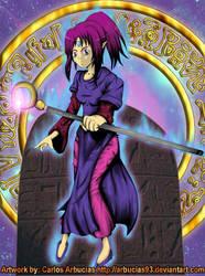 YGO: Magician of Faith by Shinobi-Gambu