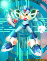 Rockman X ALL X by Shinobi-Gambu