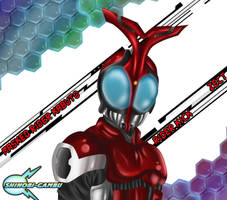 Kamen Rider Kabuto by Shinobi-Gambu