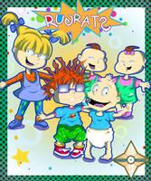 Rugrats by Shinobi-Gambu
