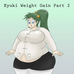Kyuki Weight Gain Part 2 by DAkotah9