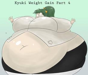 Kyuki Weight Gain Part 4 by DAkotah9