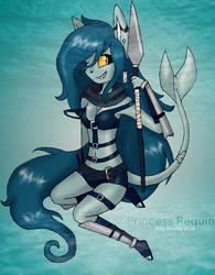 Princess Requin by BombasticPlastic