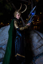 Little Frost Giant by BertLePhoto
