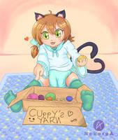 Cuppy The Merchant by NekoroA